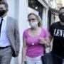 Carolina Píparo intentó sobornar a uno de los atropellados por su marido con un celular, $2000 y un par de zapatillas