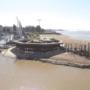 Preocupa el continúo descenso del Río Paraná
